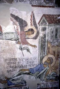 Joseph's Dream, Ateni, Georgia, 11th c.